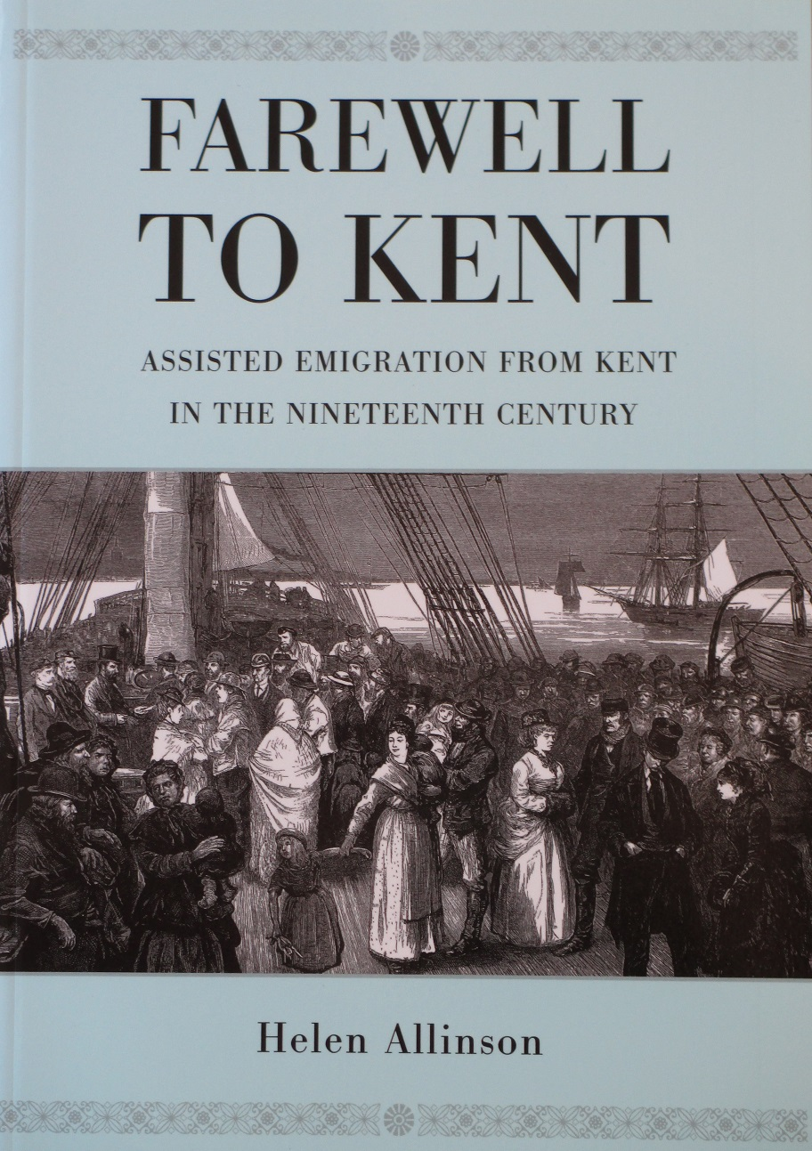 Farewell to Kent