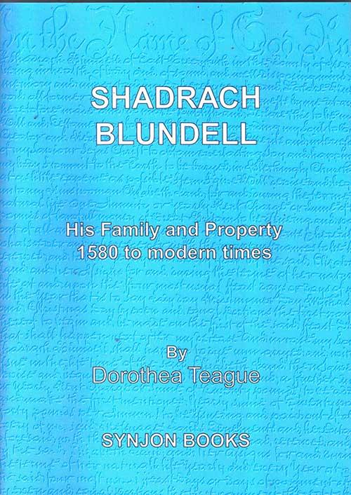Shadrach Blundell